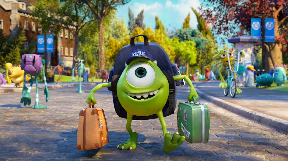 Monsters University Review: Mike's First Day of Monsters U