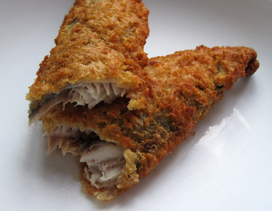 Breaded Mackerel