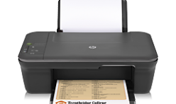 Get HP Deskjet 1050 inkjet printer driver software