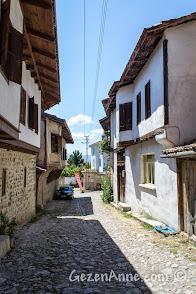Yörük Köyü sokakları