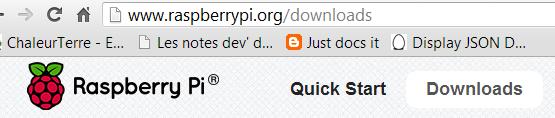 installez Debian Wheezy sur la carte SD
