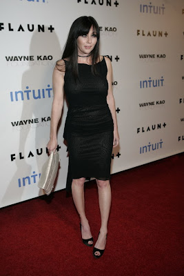 Shannen Doherty See Through Dress:gossip,dress for girls,pretty girls0