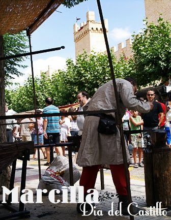 Día del Castillo de Marcilla