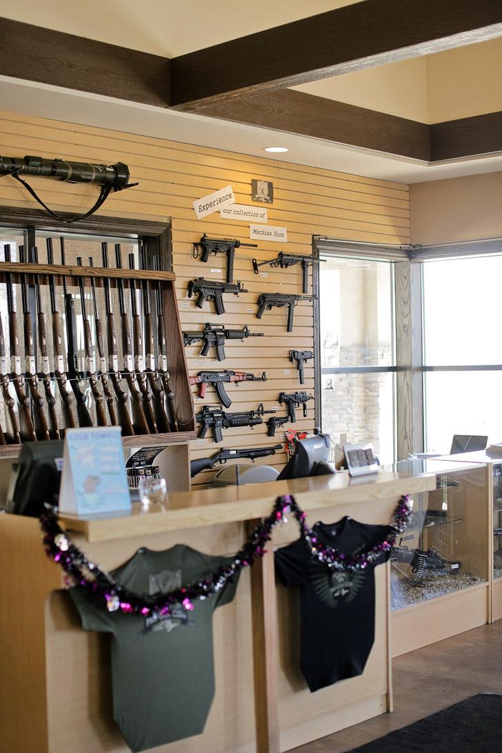 Pro Gun Club Las Vegas NV.