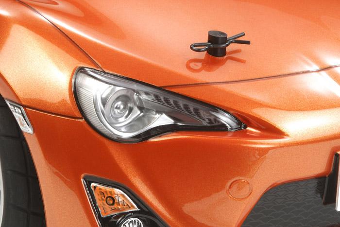 Tamiya 1:10 Toyota 86 FR-S Body Parts Set #51494