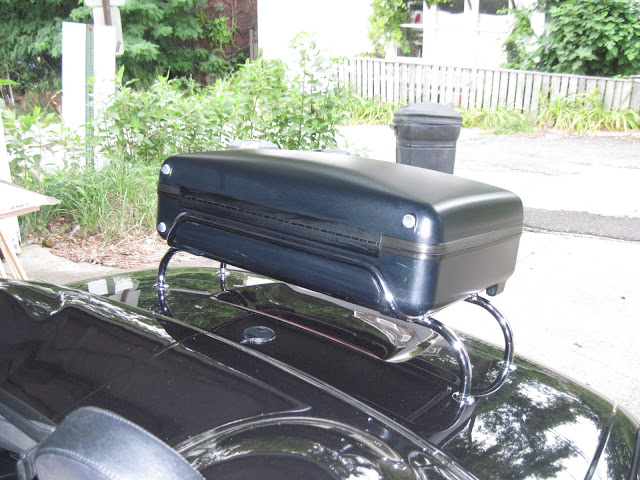 Z3 Luggage Rack Trunk
