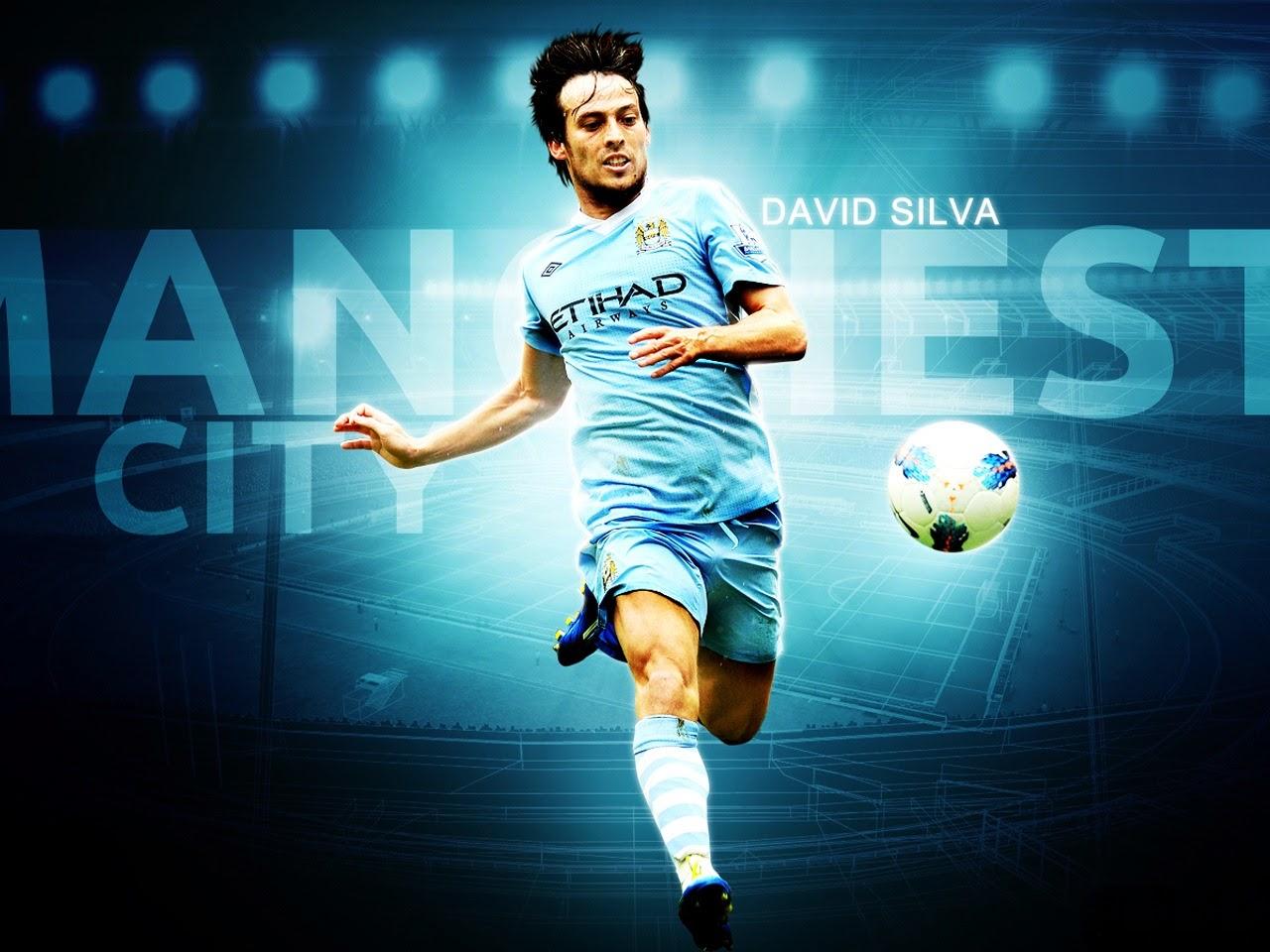 Download David Silva Wallpapers HD Wallpaper