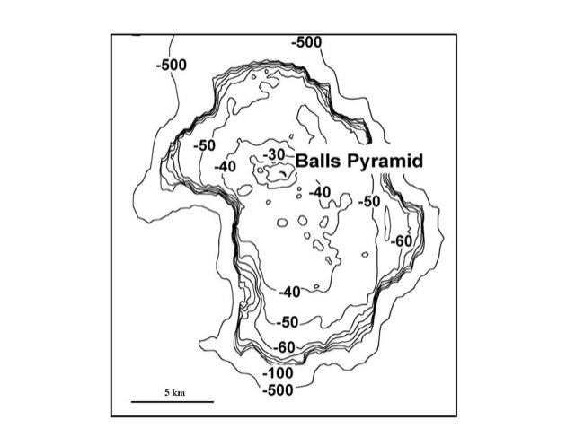 gc38bty ball u0026 39 s pyramid  world u0026 39 s tallest volcanic stack