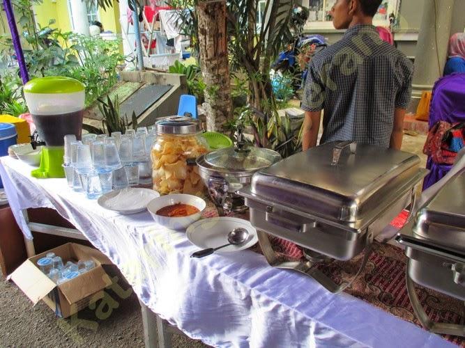 Katering Curug, Tangerang