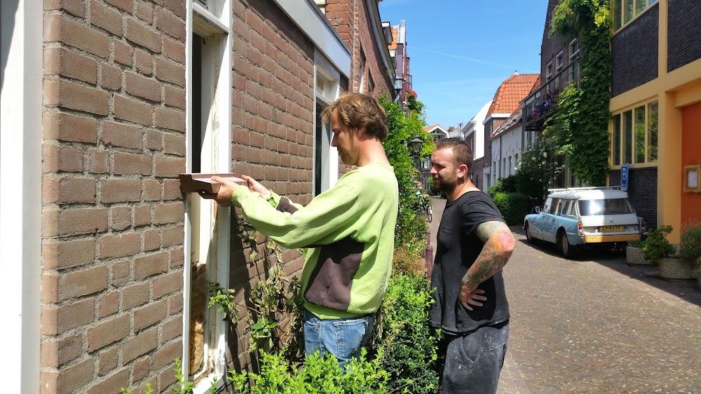 Renovatie Vesteweg Leiden Bloemendaal Verbiest