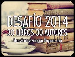 Desafío: 30 libros 30 autores