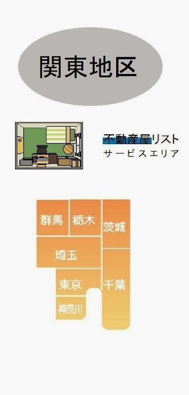 関東地区の不動産屋情報・記事概要の画像