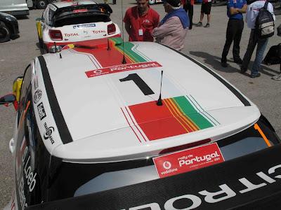 Techo DS3 WRC Portugal