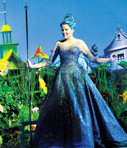 """What Is This Feeling: Emily Tierney in """"The Wizard of Oz"""""""