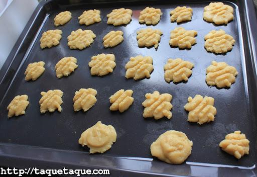 más galletas de distintas formas