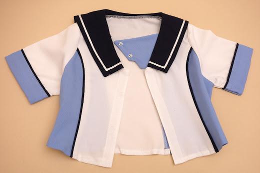 えあ★こす 学園シュミレーションゲーム風制服