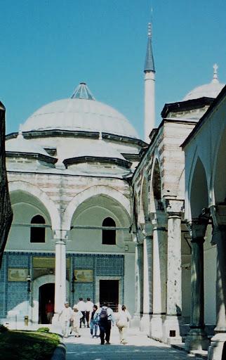 Patios del palacio de Topkapi