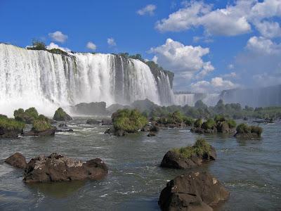 Iguazu Waterfalls Wallpaper
