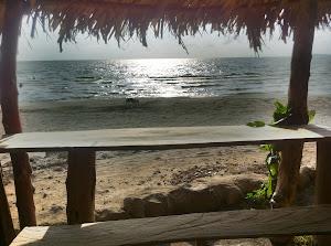 Playa Santo Domingo - Isla Ometepe, Nicaragua