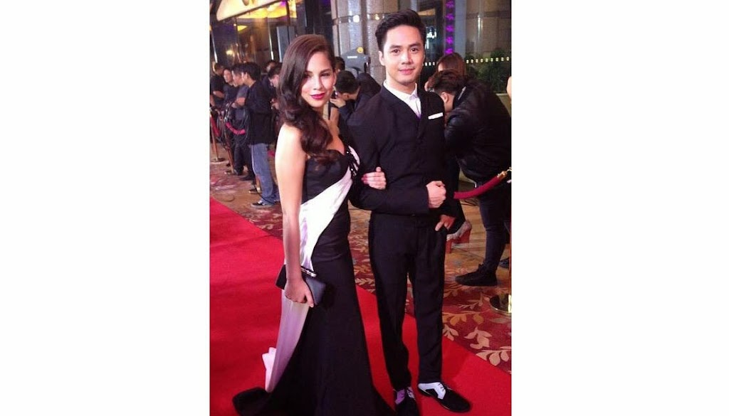 8th Star Magic Ball Jasmine Curtis-Smith and Sam Concepcion