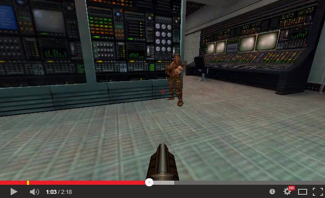 NEW: Darkplaces Quake engine up and running on Raspberry PI