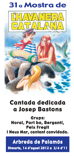 Programa 31a Mostra de l'Havanera Catalana