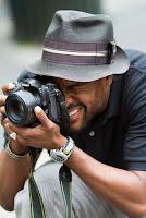 streetstyle, Karl Edwin Guerre, fotografiando