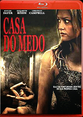 Filme Poster Casa do Medo BDRip XviD Dual Audio & RMVB Dublado