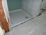 Die Dusche im Kinderbad