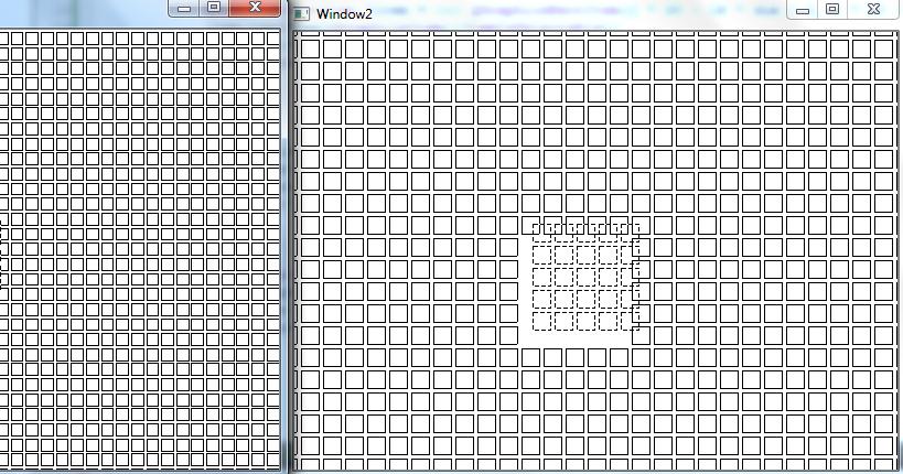 Helloworld922's Blog: A Better 2D Scene Manipulation Widget for Qt