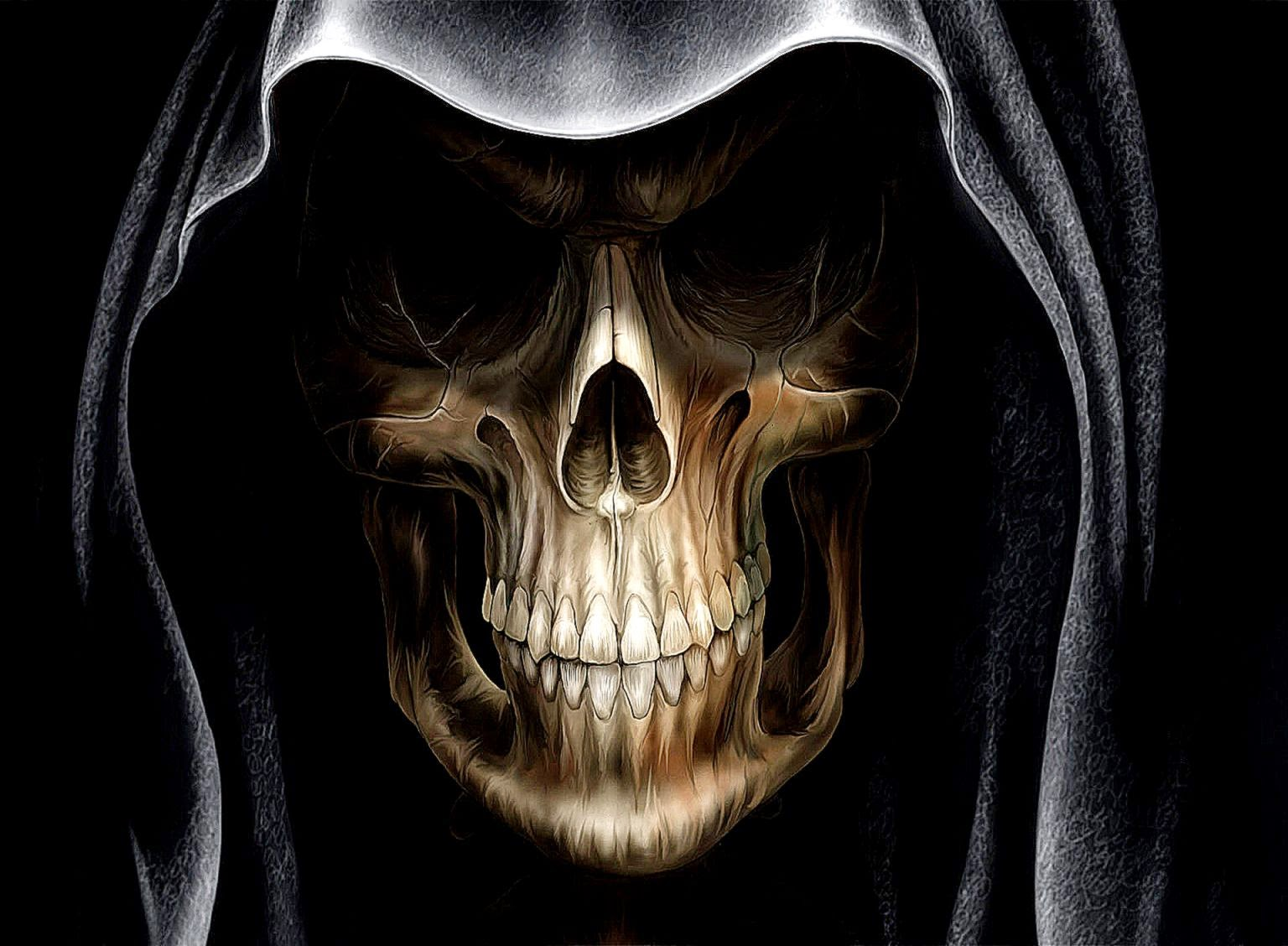 January 2015 cool hd wallpapers - Devil skull wallpaper ...