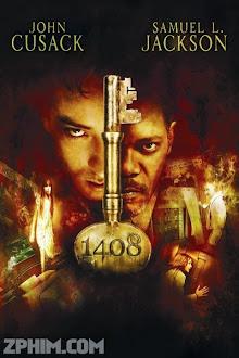 Căn Phòng 1408 Bí Ẩn - 1408 (2007) Poster