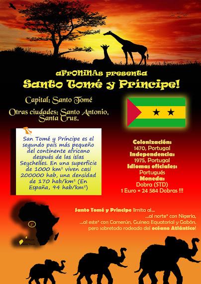 Africa, Santo Tomé y Príncipe