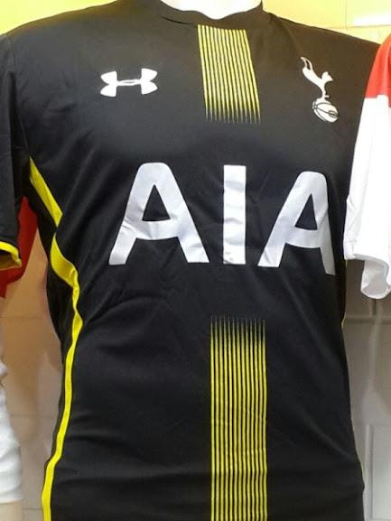 Jual Jersey Tottenham Hotspur Away 2014-2015