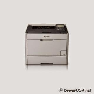 download Canon imageCLASS LBP7680Cx printer's driver