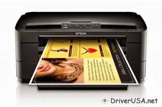 download Epson WorkForce WF-7010 Inkjet printer's driver