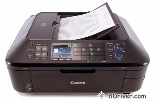 download Canon PIXMA MX882 printer's driver