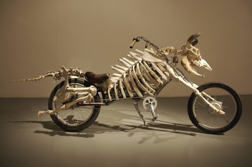 The Mad Cow Motorcycle
