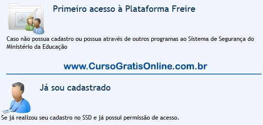 Plataforma Freire MEC