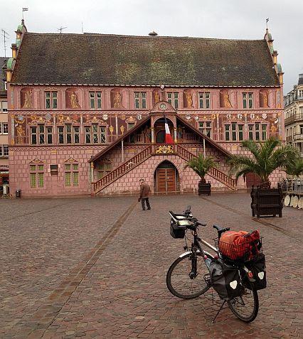 Mulhouse/Mülhausen Rathaus