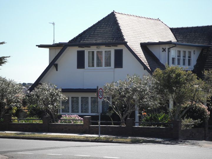 Federation-House - Haberfield Arts & Crafts Style