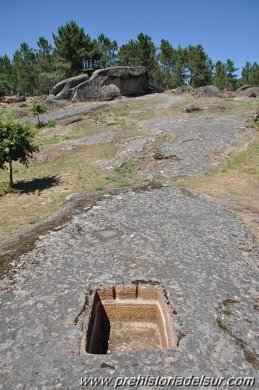 Santuario de Panoias