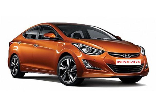 Hyundai Avante 2.0L