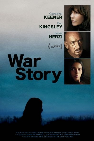 Poster Of English Movie War Story (2014) Free Download Full New Hollywood Movie Watch Online At Alldownloads4u.Com