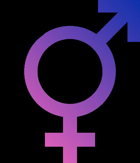 Los Símbolos Del Hombre Y La Mujer Haciendo Blog Itos