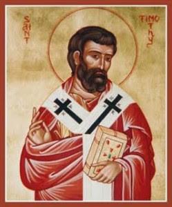 San Timoteo en imagen