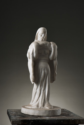 Mother Mourning Son 1 (maquette)