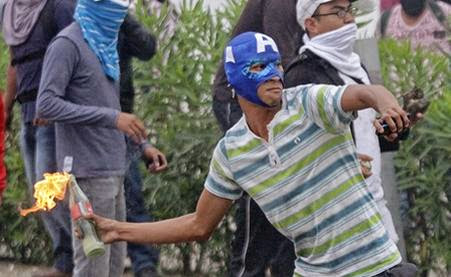 Violent protests in Mexico over murder of 43 students