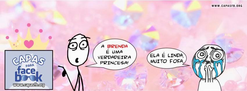 Capas para Facebook Brenda