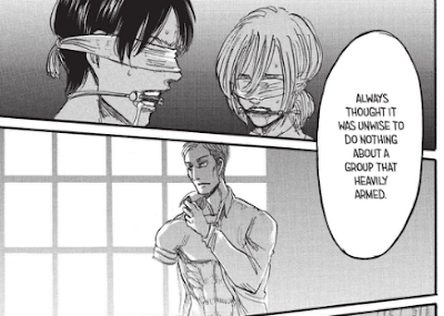 Attack on Titan Chapter 56 Image 17